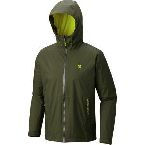 Mountain Hardwear Finder Rain Jacket Hood